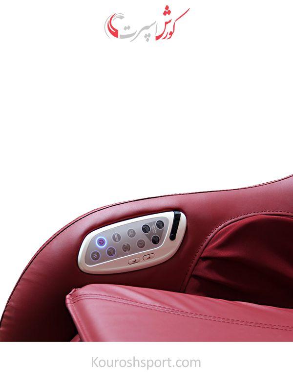 کنترل های صندلی ماساژور آی ریلکس ibody 202