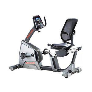 دوچرخه ثابت نشسته پشتی دار آذیموس AZ 8513-R30