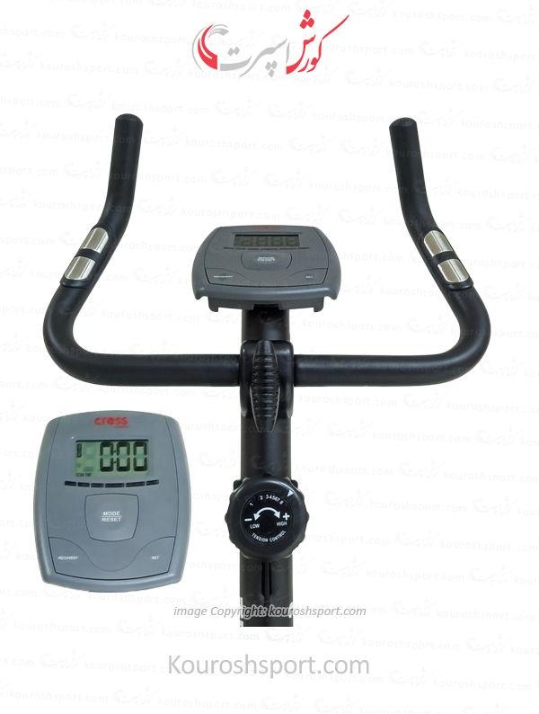 نمایندگی دوچرخه ثابت ایستاده کراس فیتنس CrossFitness Track3