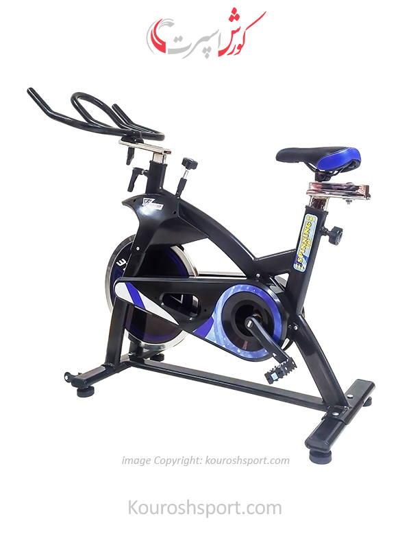 سازنده دوچرخه ثابت اسپینینگ TS-100