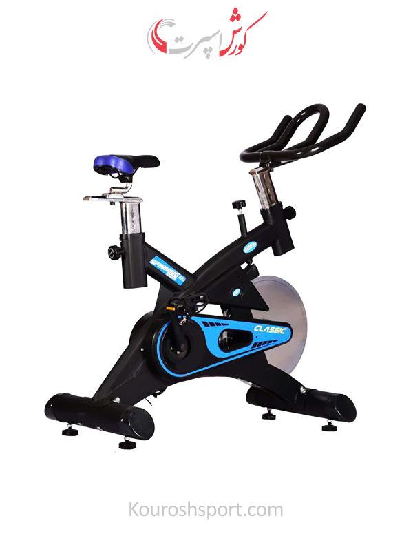 بالاترین تحمل وزن دوچرخه ثابت اسپینینگ با تحمل وزن بالا