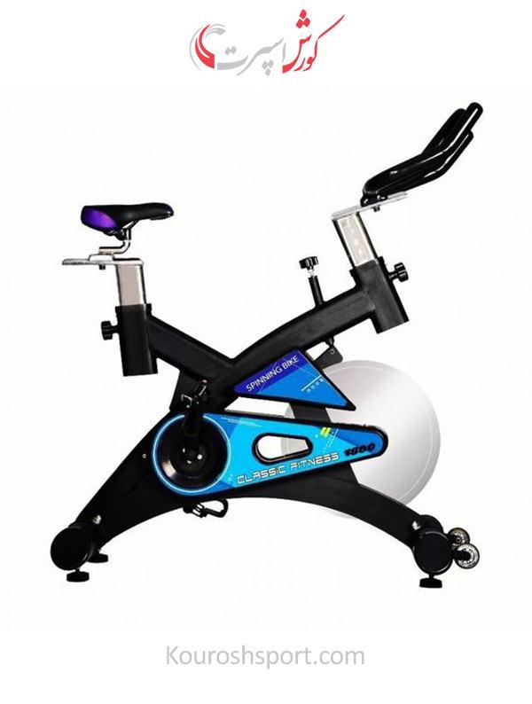 کشور سازنده دوچرخه ثابت اسپینینگ TS-300