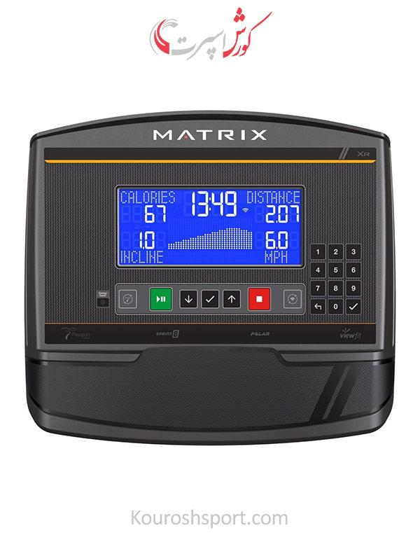 صفحه نمایش دوچرخه ثابت ماتریکس Matrix R30xr