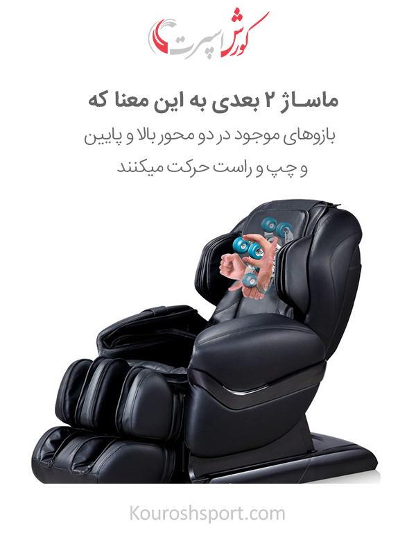 مشخصات کامل صندلی ماساژور آی رست iRest SL A90-2
