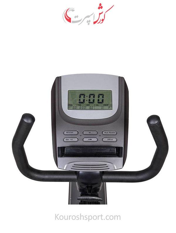 توضیحات دوچرخه ثابت پاورلند PowerLand 8719R