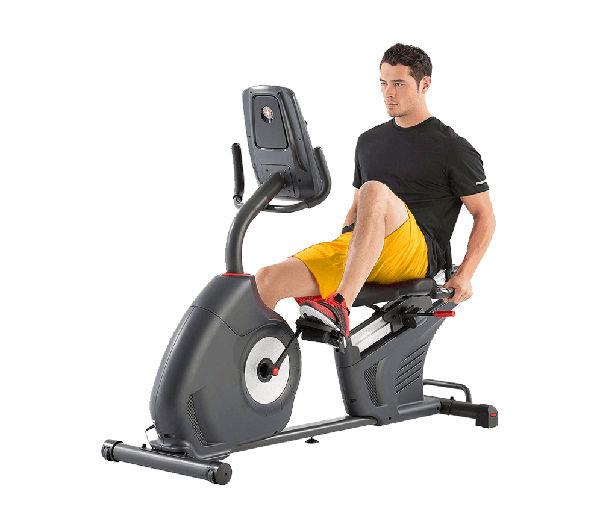 بهترین قیمت خرید دوچرخه ثابت نشسته پشتی دار