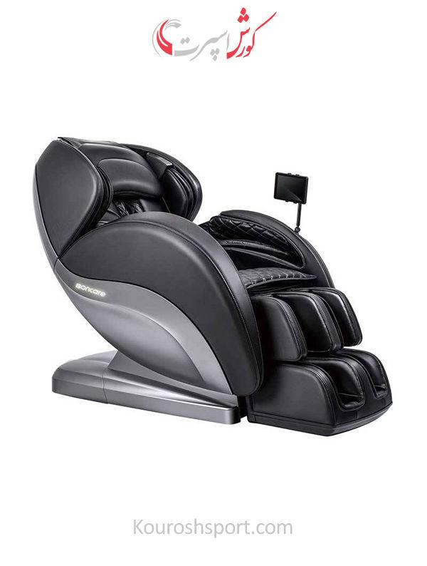 صندلی ماساژور بن کر k20 - صندلی ماساژور Boncare k20 با رنگ مشکی