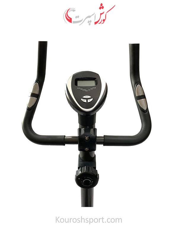 مشخصات دقیق دوچرخه ثابت آیرون مستر B533