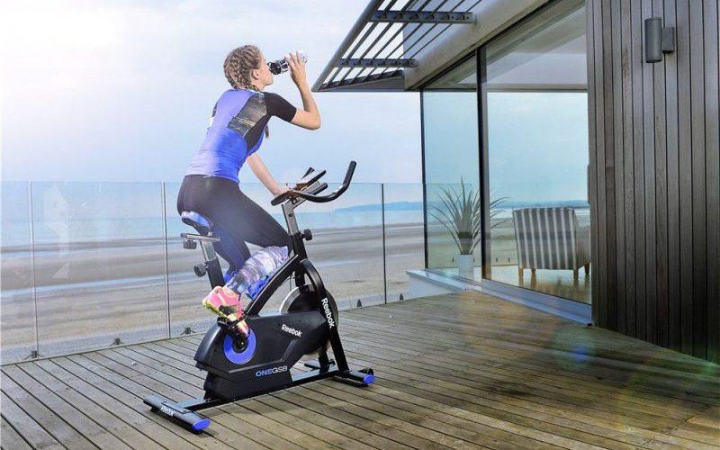 رعایت اصول دوچرخه سواری در منزل
