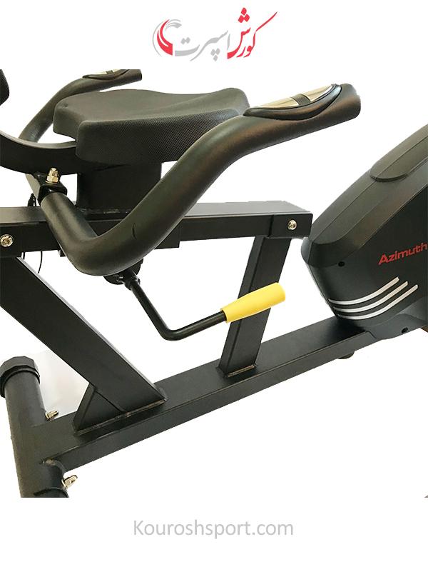 ارسال و نصب دوچرخه ثابت آذیموس AZ 8518R رایگان