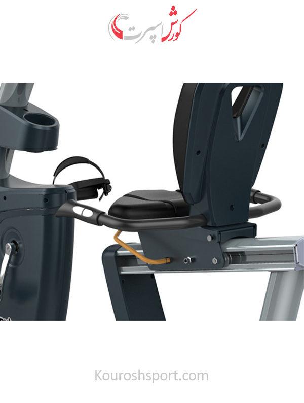 دوچرخه ثابت نشسته پشتی دار ایمپلاس Impluse RR930