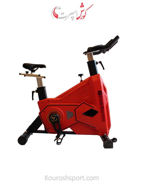 خرید حضوری دوچرخه ثابت اسپینینگ فرش وی FW 2020