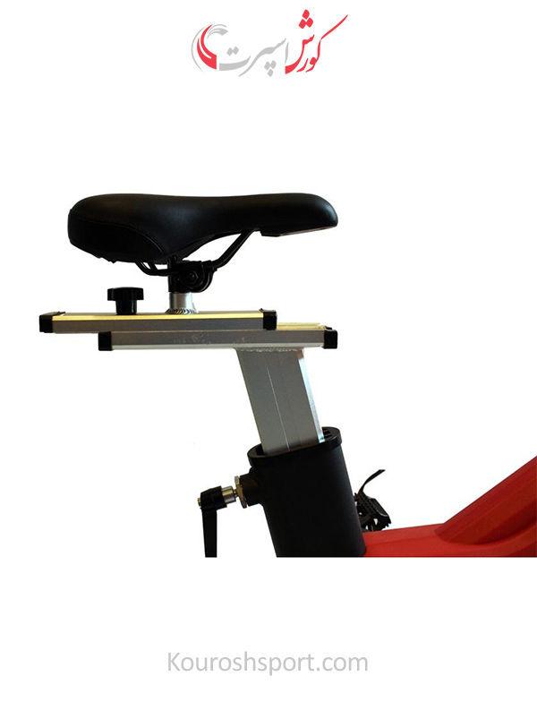 زین حرفه ای دوچرخه ثابت اسپینینگ فرش وی FW 2020