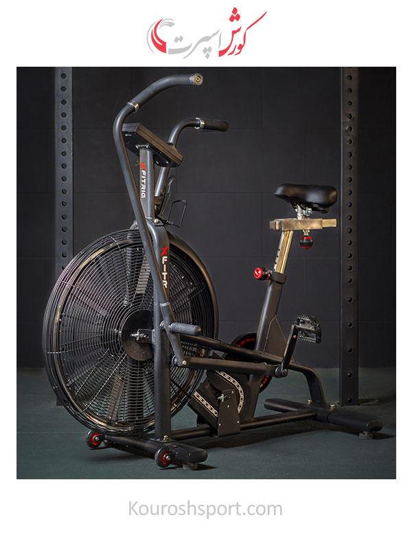 فن بایک باشگاهیAir Bike Xfitrig