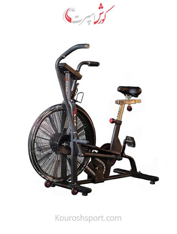 دوچرخه ثابت باشگاهی ایربایک AssaultAir Bike Xfitrig