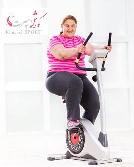 حداکثر وزن قابل تحمل برای دوچرخه ثابت خانگی