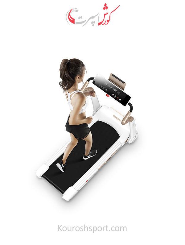 فروش تردمیل تاشو Fitness Mini 5 دیجی کالا