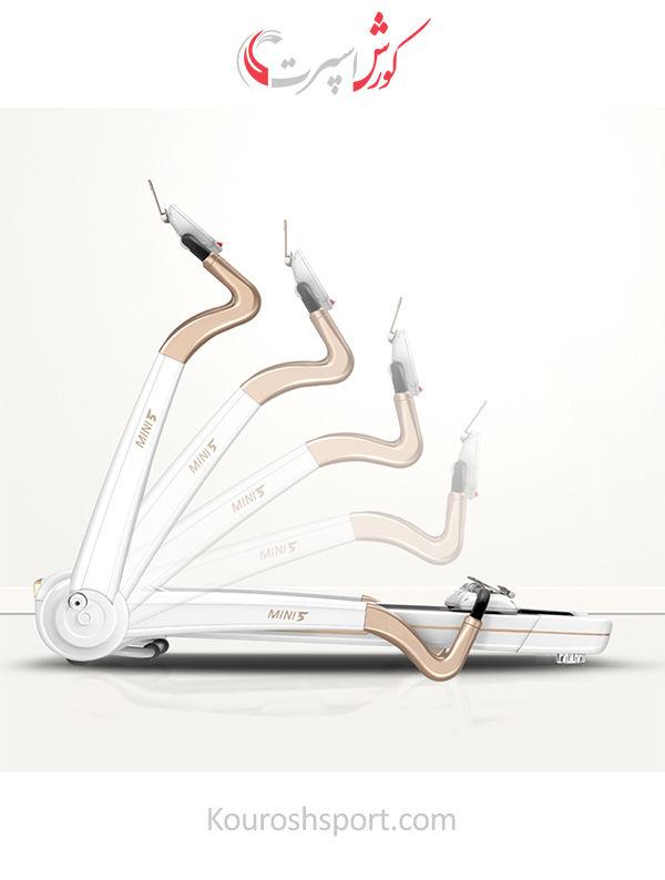 خرید حضوری تردمیل تاشو Fitness Mini 5