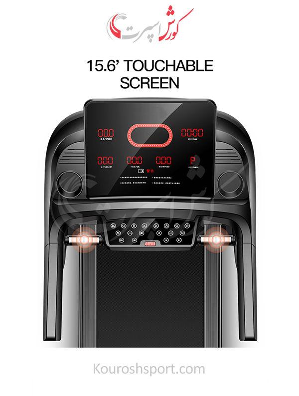 تردمیل خانگی Fitness GTS6 | تردمیل تاشو Fitness GTS6 دیجی کالا