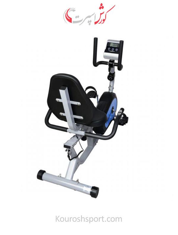 خرید حضوری دوچرخه ثابت مبله Gymzel مدل K8330-R1