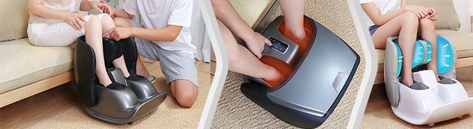 نمایندگی ماساژور پا Repor Leg Massager Calf Foot | ماساژور پا شیائومی Xiaomi RP-3600X