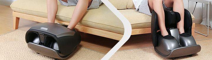 خرید حضوری ماساژور پا شیائومی Xiaomi RP-3600X و آنلاین ماساژور پا Repor Leg Massager Calf Foot