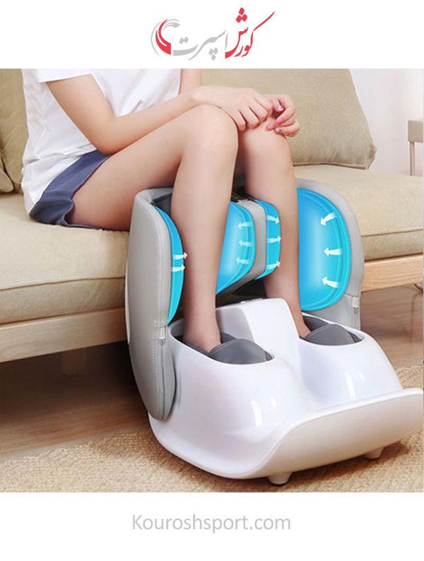 نمایندگی رسمی بهترین گارانتی ماساژور پا شیائومی Xiaomi RP-3600X | ماساژور پا Repor Leg Massager Calf Foot